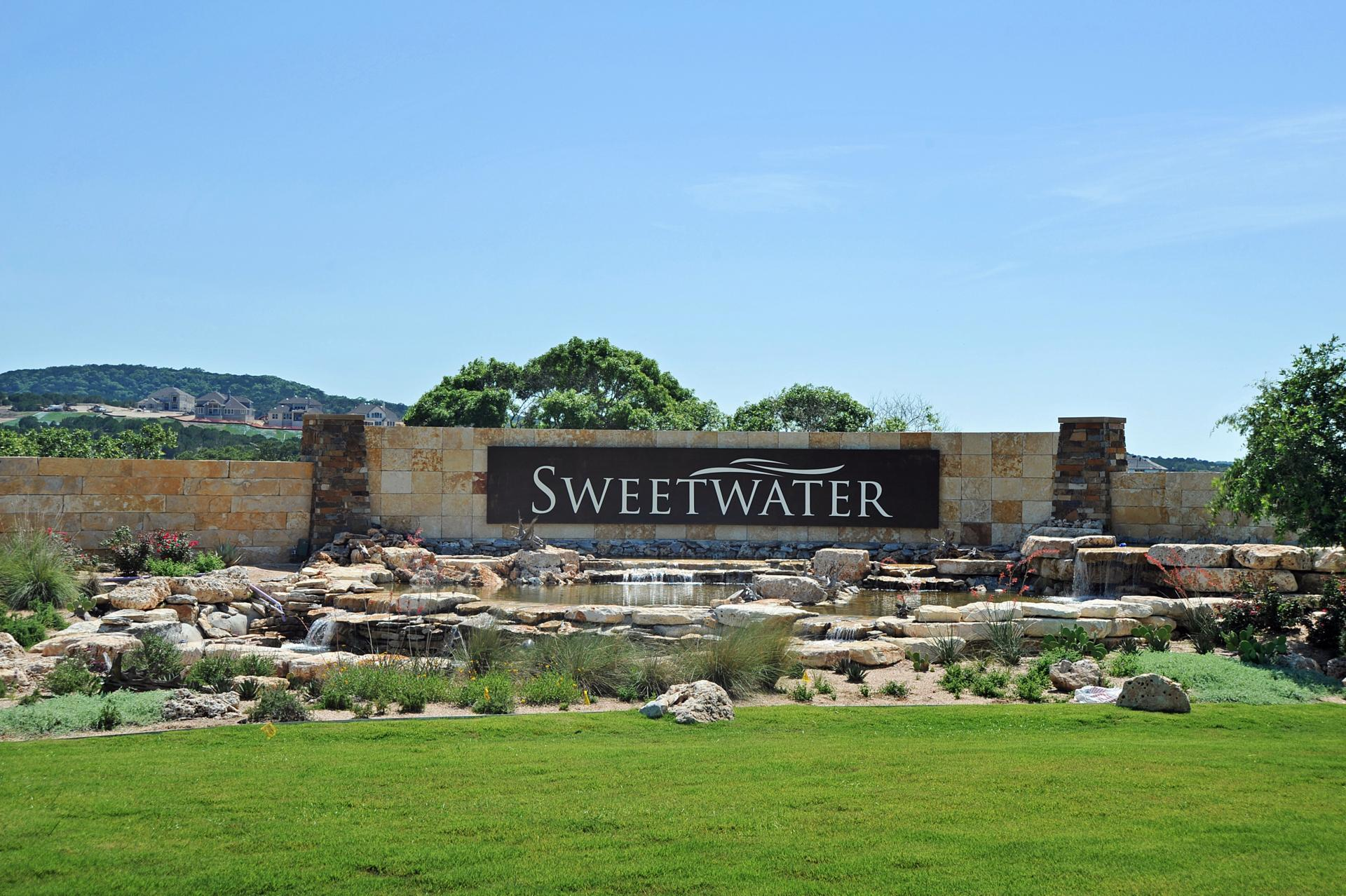 The Sweetwater Entrance