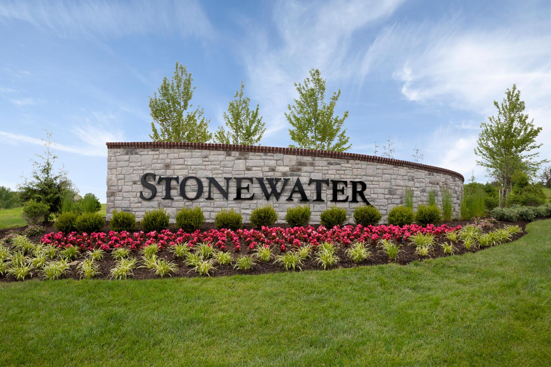 The Stonewater Entrance