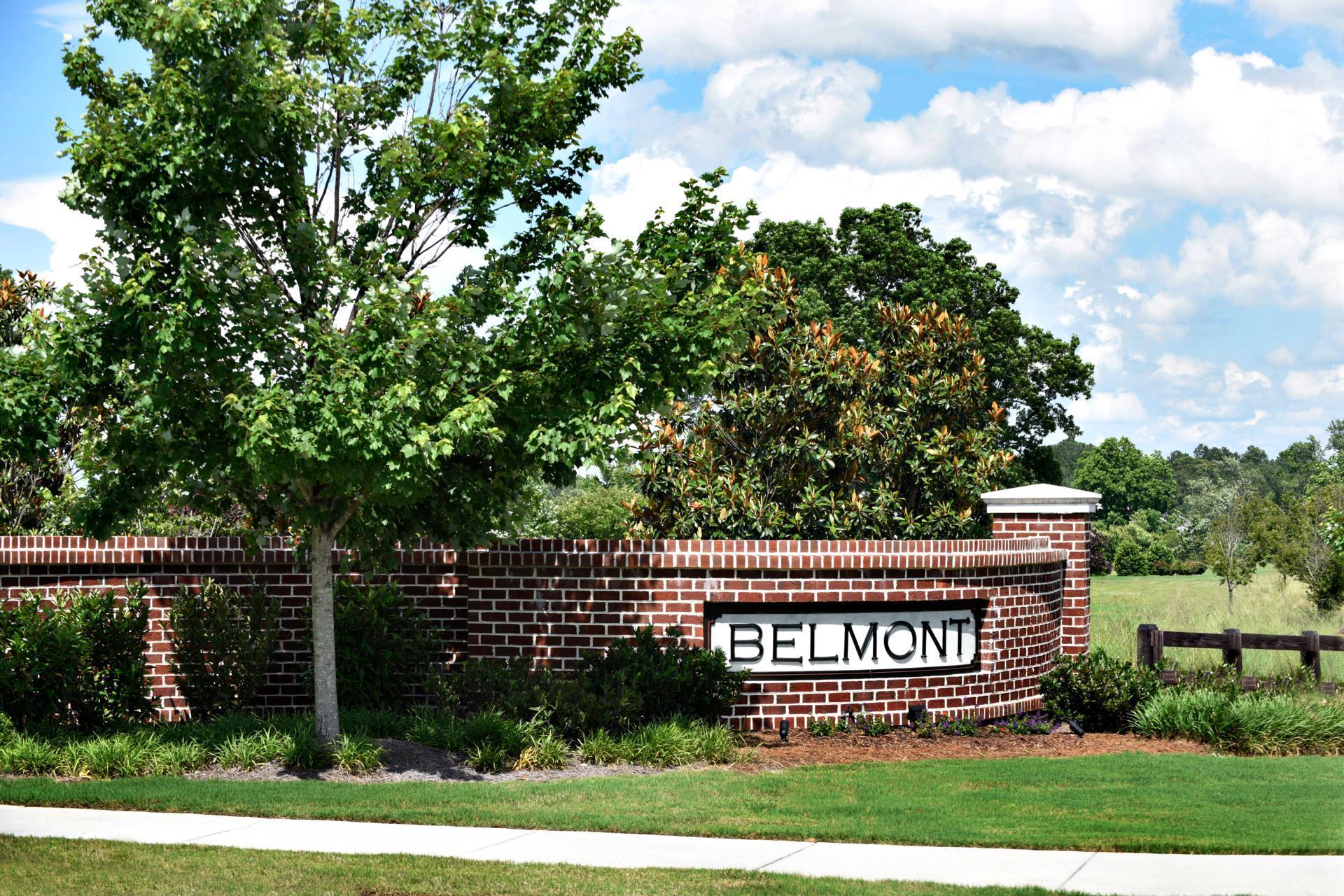 The Belmont Entrance