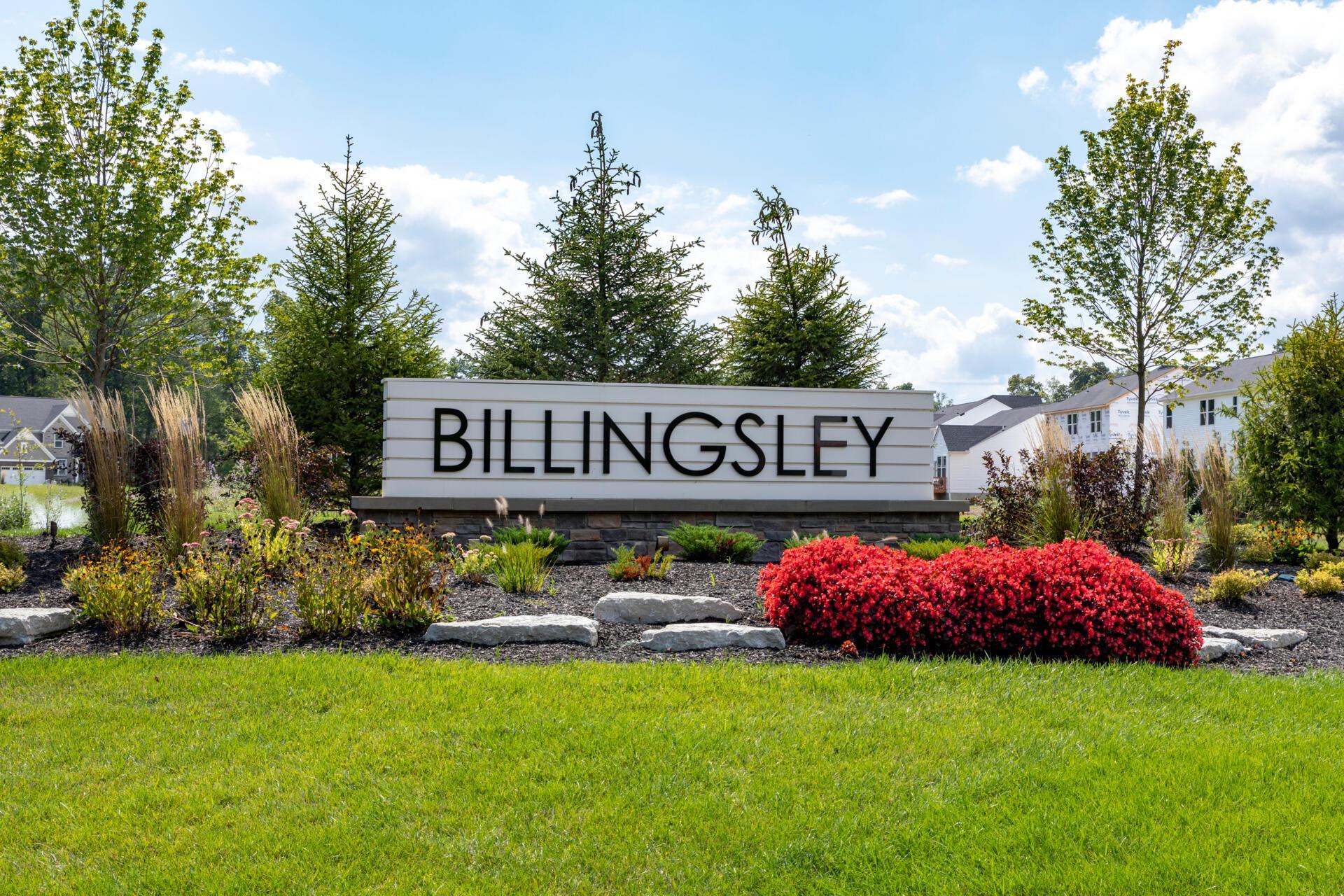 Billingsley Entrance