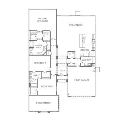 2530 Plan Plan At Elara Manor In Las Vegas Nv By D R Horton