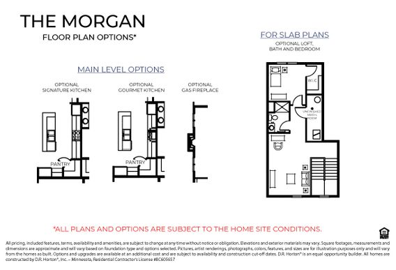 The Morgan Plan At Copper Ridge Freedom In Woodbury Mn By D R Horton