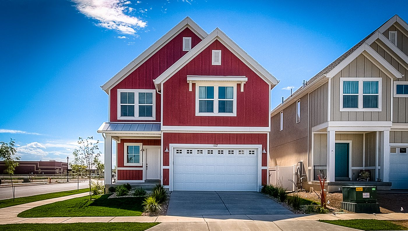 Legacy Farms In Saratoga Springs Ut New Homes By D R Horton