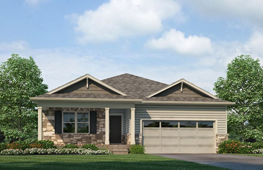 CHATHAM Plan at Crystal Valley Pine Ridge in Castle Rock ...