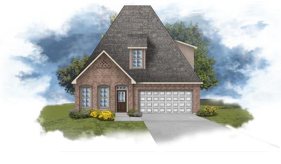 Celestine III C - Open Floor Plan - DSLD Homes