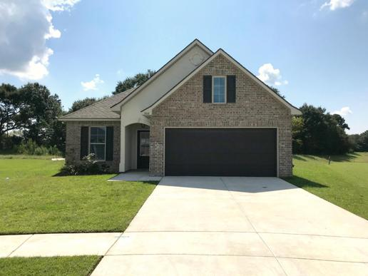 Front View -  Sugar Ridge Community – DSLD Homes Youngsville