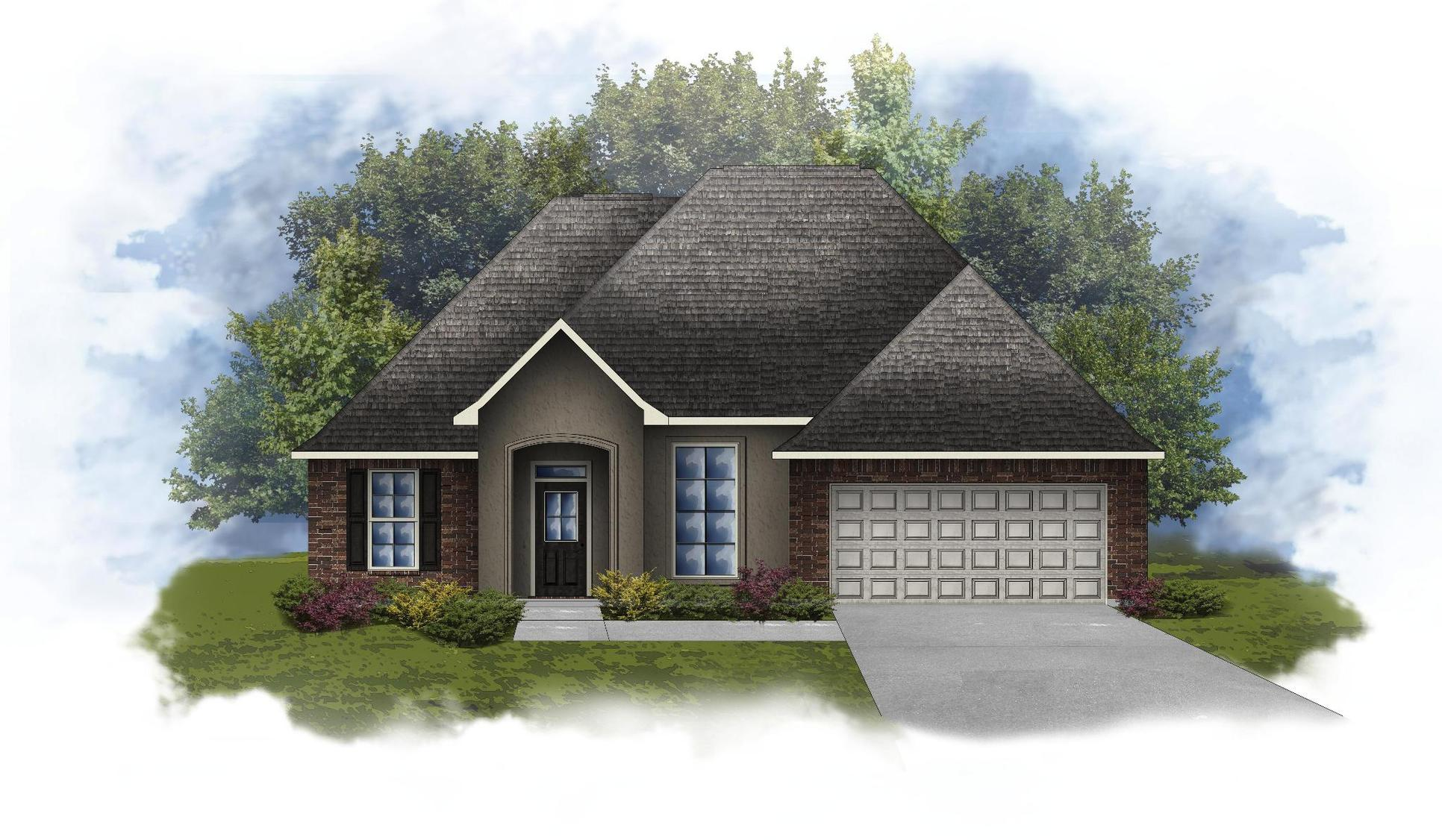 Reims IV C - Open Floor Plan - DSLD Homes