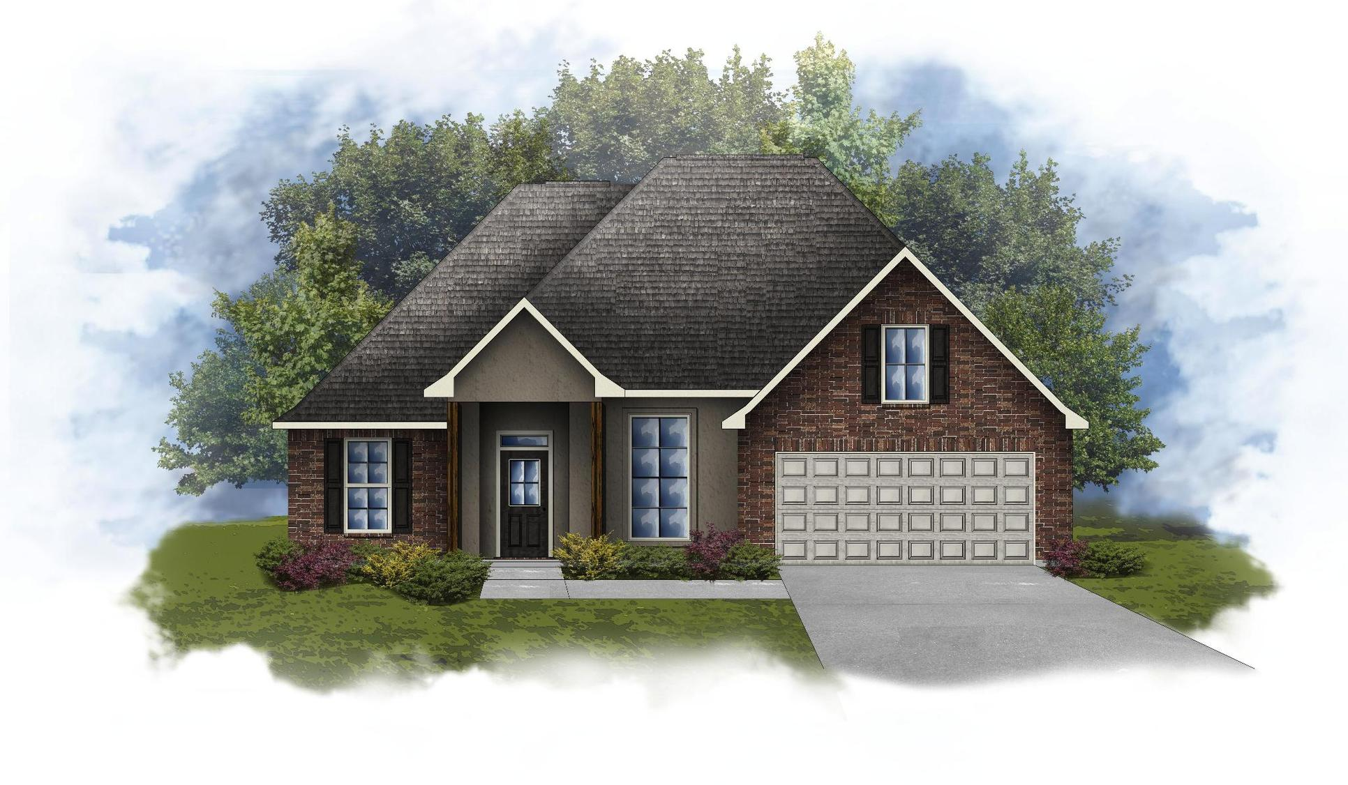 Reims IV B - Open Floor Plan - DSLD Homes