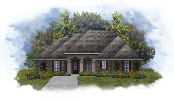 Ketty II A - Open Floor Plan - DSLD Homes