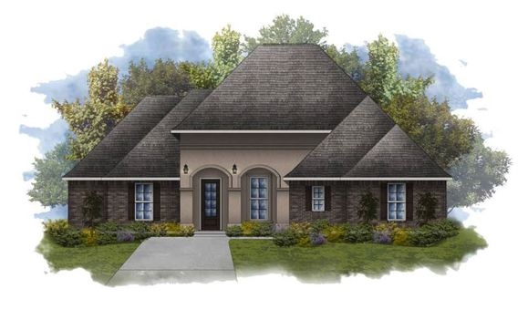 Dubois IV A Open Floorplan - DSLD Homes