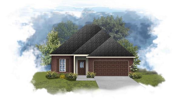 Dalton III H - Open Floor Plan - DSLD Homes