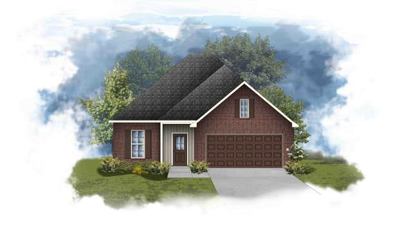 Dalton III G - Open Floor Plan - DSLD Homes