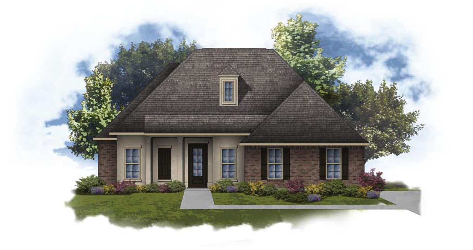 Heron II A - Open Floor Plan - DSLD Homes