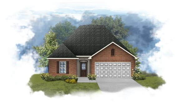 Carlton III A - Open Floor Plan - DSLD Homes