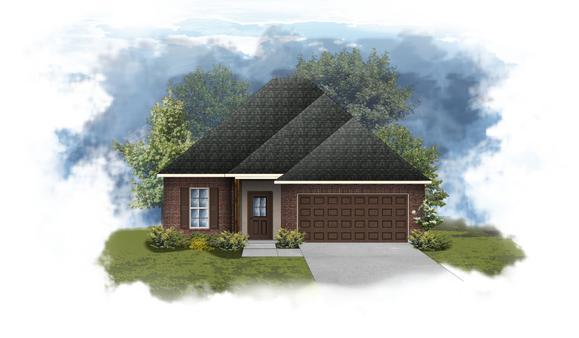 Dalton III B - Open Floor Plan - DSLD Homes