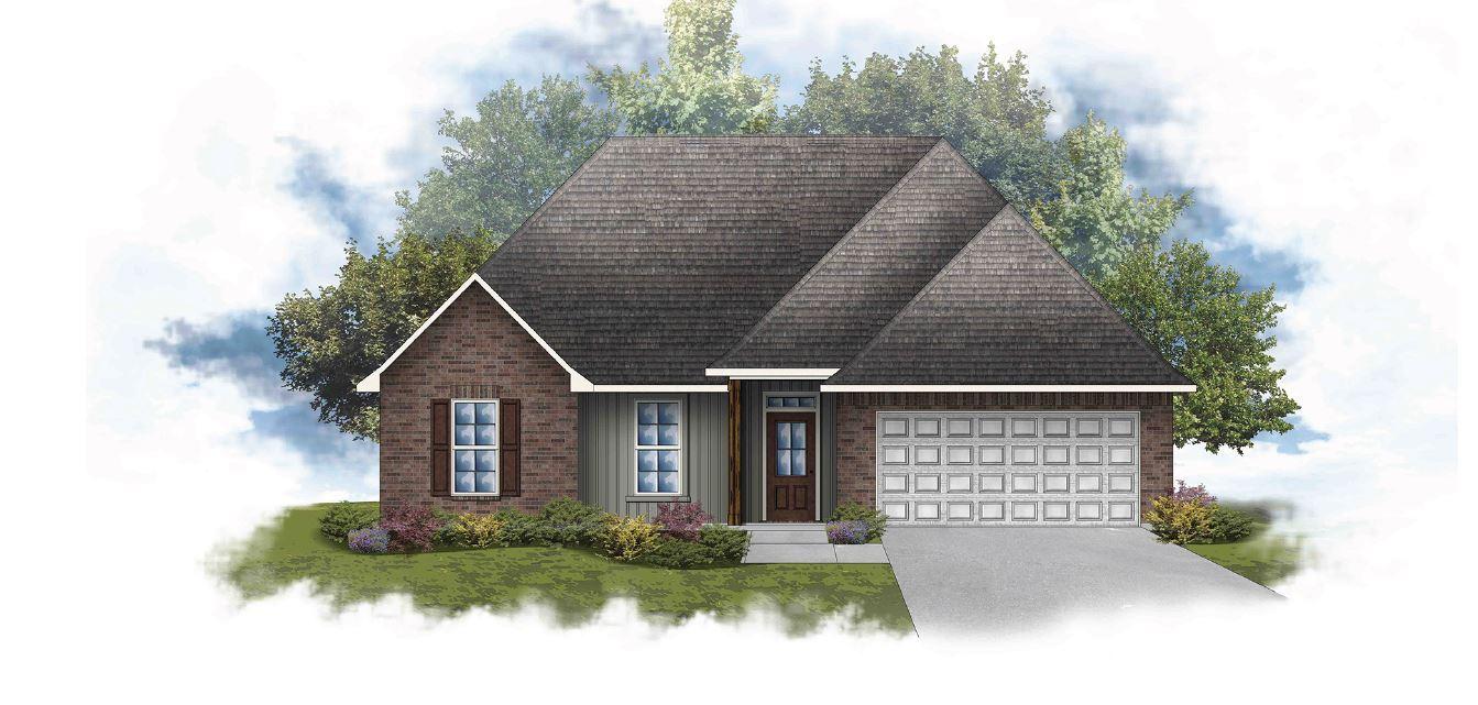 Rosman IV A - Open Floor Plan - DSLD Homes