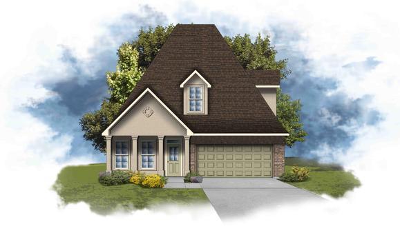 Celestine III A - PB - Open Floor Plan - DSLD Homes