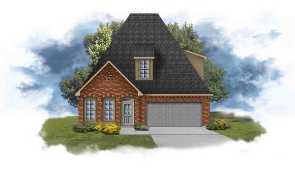 Celestine III C - PB - Open Floor Plan - DSLD Homes