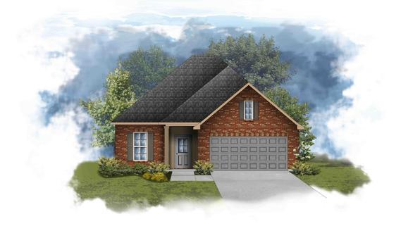 Durban III A - Open Floor Plan - DSLD Homes