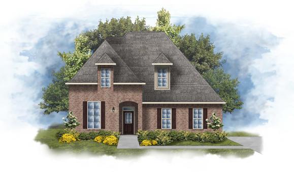 Vaughan IV A - Open Floor Plan - DSLD Homes