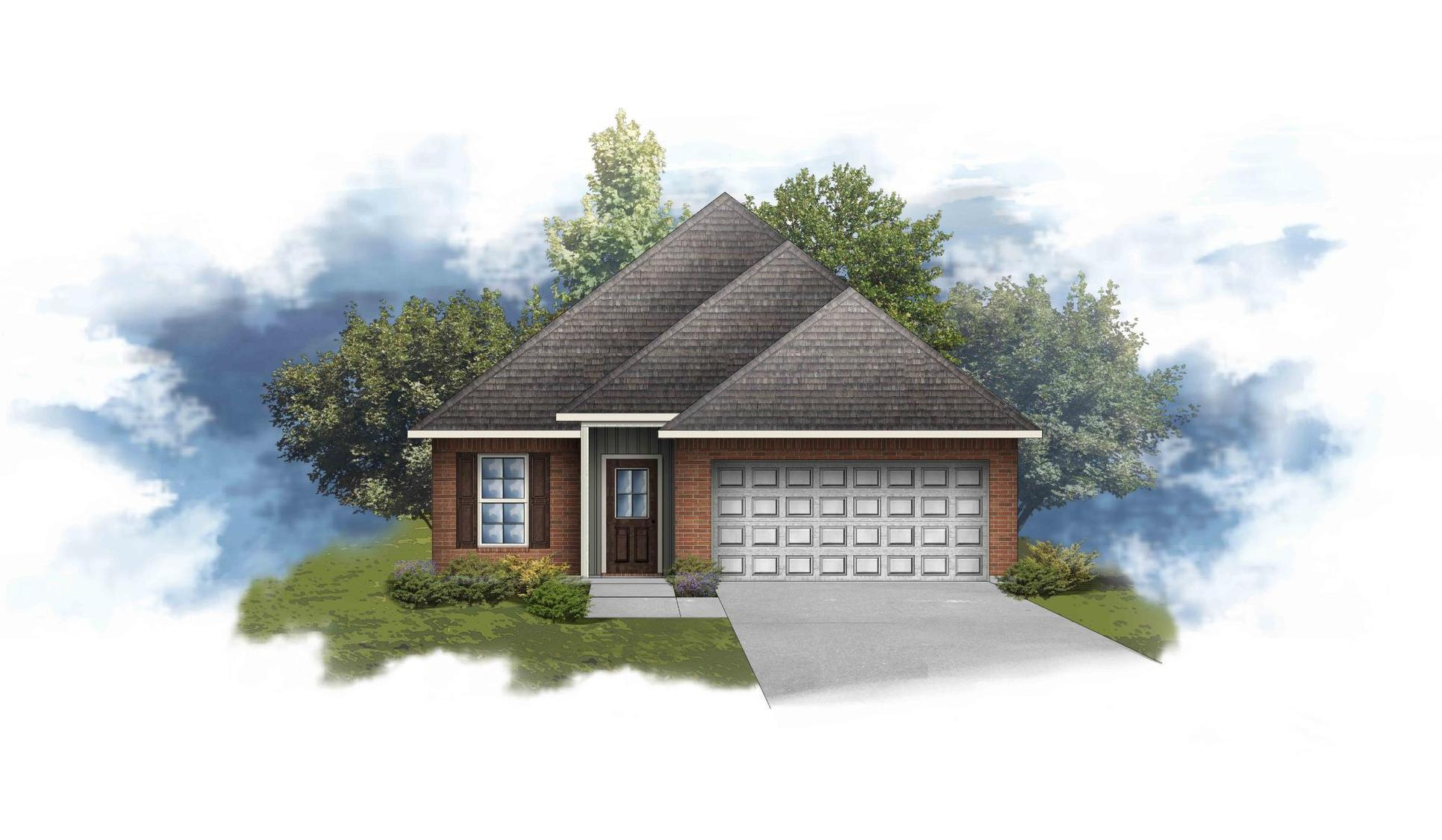 Creswell III G - Open Floor Plan - DSLD Homes