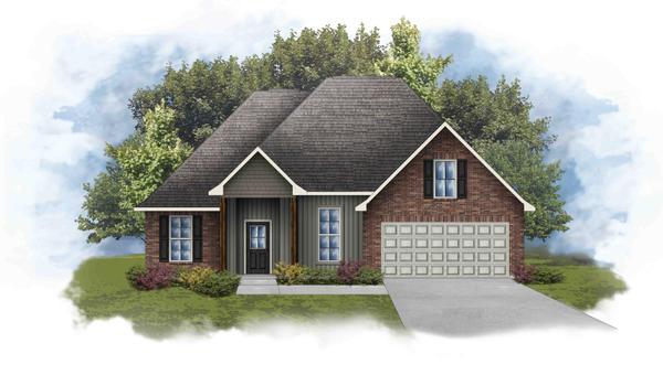 Rowland IV H - Open Floor Plan - DSLD Homes