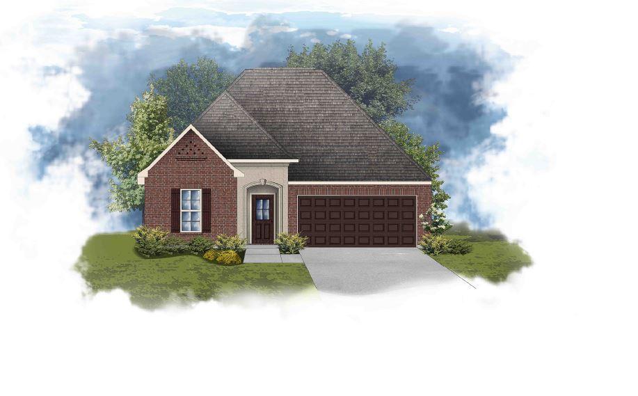 Trevi III A - Open Floor Plan - DSLD Homes
