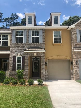 Front View - Village at Guste Island Townhome Community - DSLD Homes Madisonville