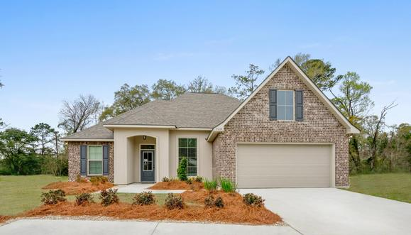 The Estates at Silver Hill Community - DSLD Homes - Reims IV A - Jackson Court Model Home