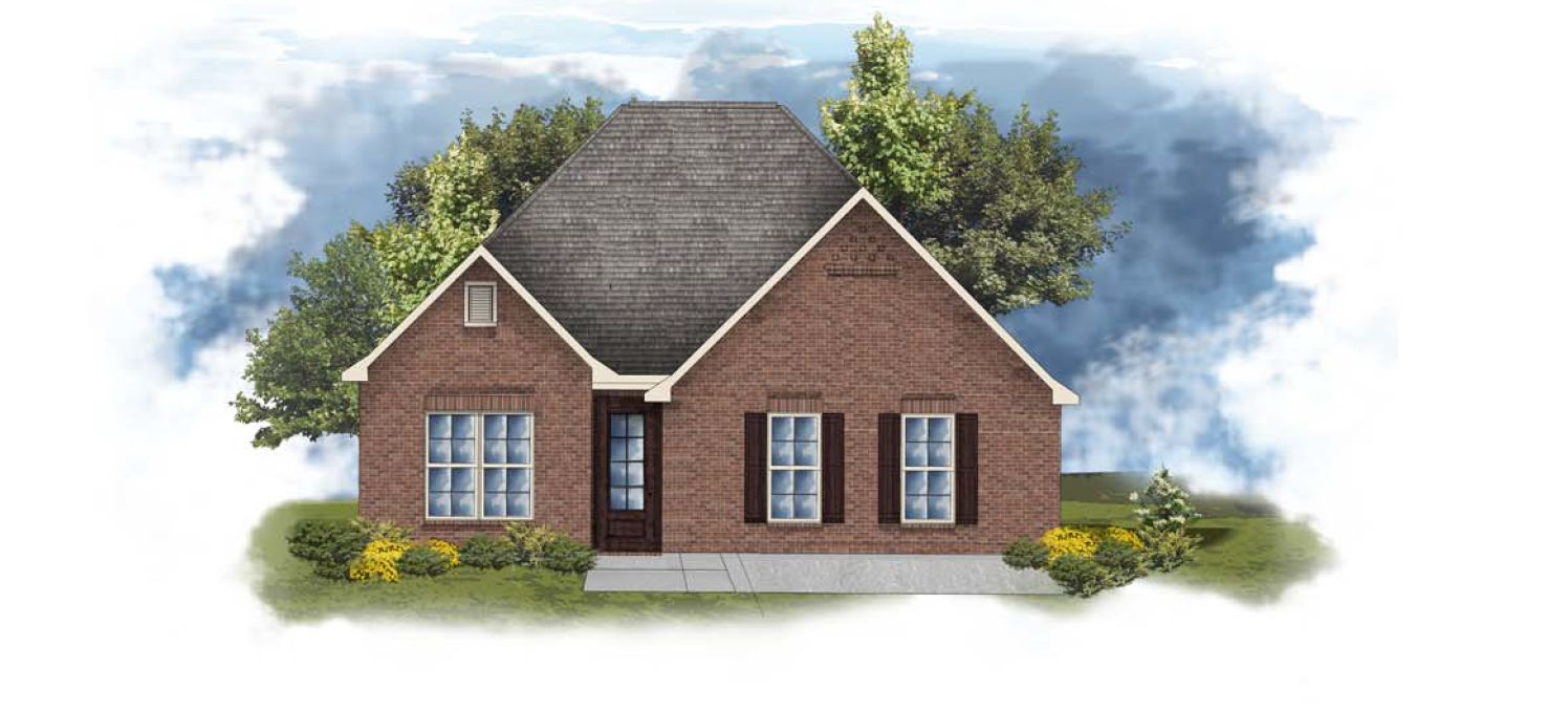 Domenico III A - Open Floor Plan - DSLD Homes