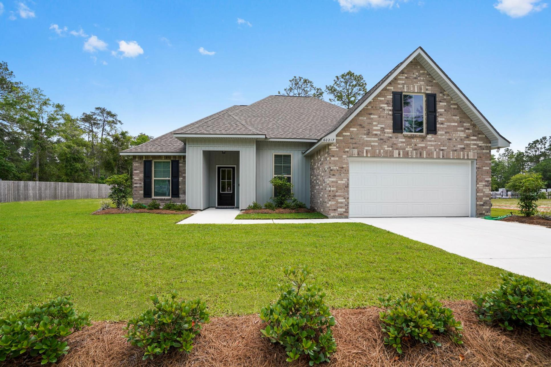 new homes in lacombe la by dsld homes:Rowland IV G Floor Plan - DSLD Homes - Oaklawn Trace - Slidell, LA