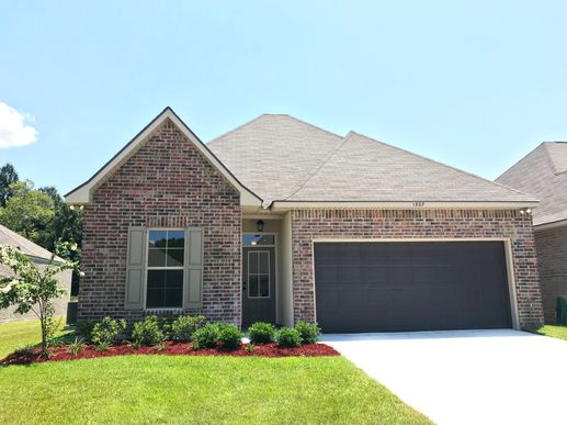 Move in ready Home - DSLD Homes - Hickory Creek in Baton Rouge