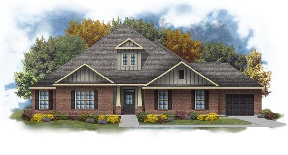 Taylor III C - Open Floor Plan - DSLD Homes