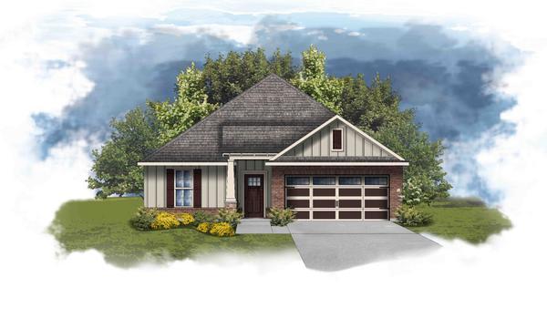 Crafton II C - Open Floor Plan - DSLD Homes