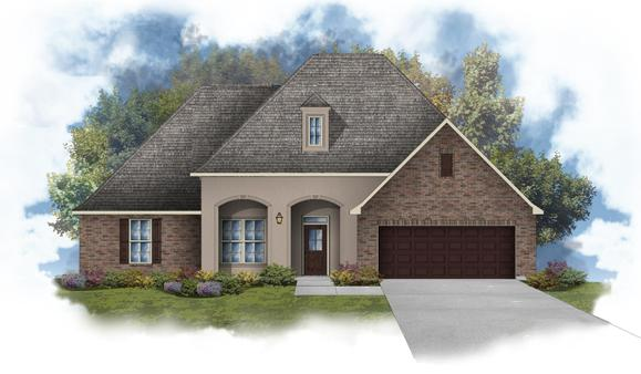 Johnson III A - Open Floor Plan - DSLD Homes