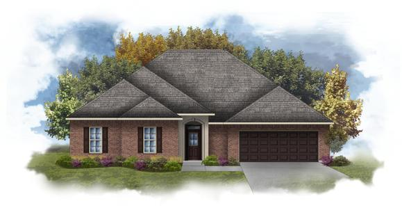 Coolidge III A - Old Field - Open Floor Plan - DSLD Homes