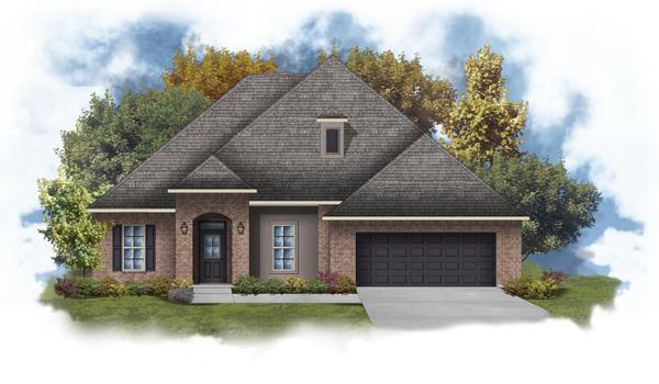 Wheeler III A - Open Floor Plan - DSLD Homes