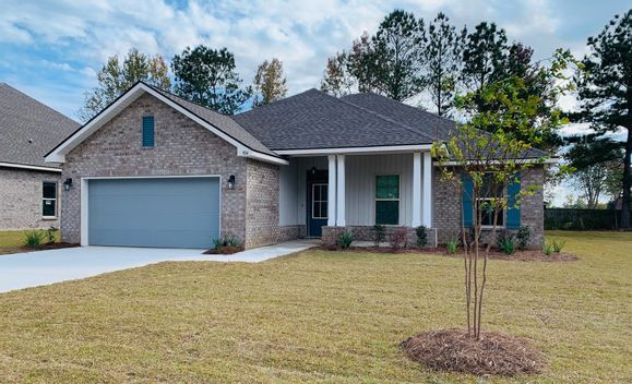 Lafayette Place Model Home- Alabama- DSLD Homes