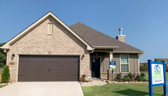 Sweet Stone Farms Model Home - Huntsville Area - Model Home Exterior