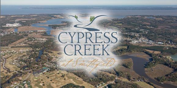 Eagle Construction at Cypress Creek Smithfield VA