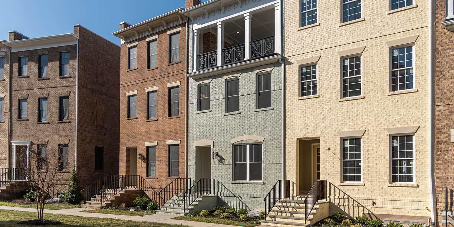 Eagle Construction GreenGate Townhome Homesite 79 :Exterior