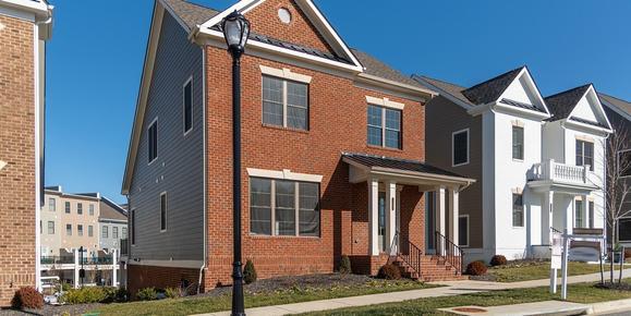 Eagle Construction GreenGate Villas Homesite 236C:Exterior