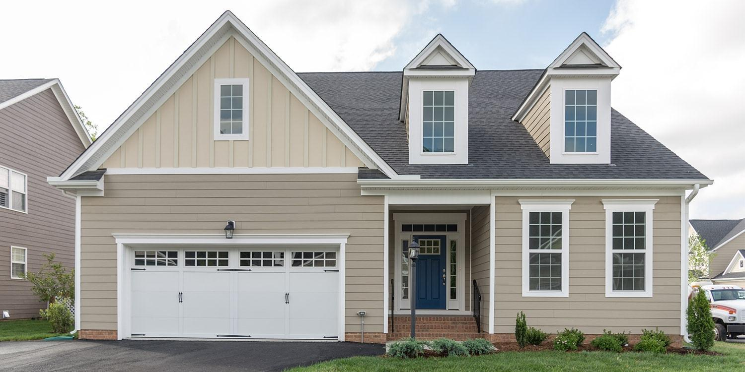 Eagle Construction Fulton Floorplan:Colonial Architectural Style