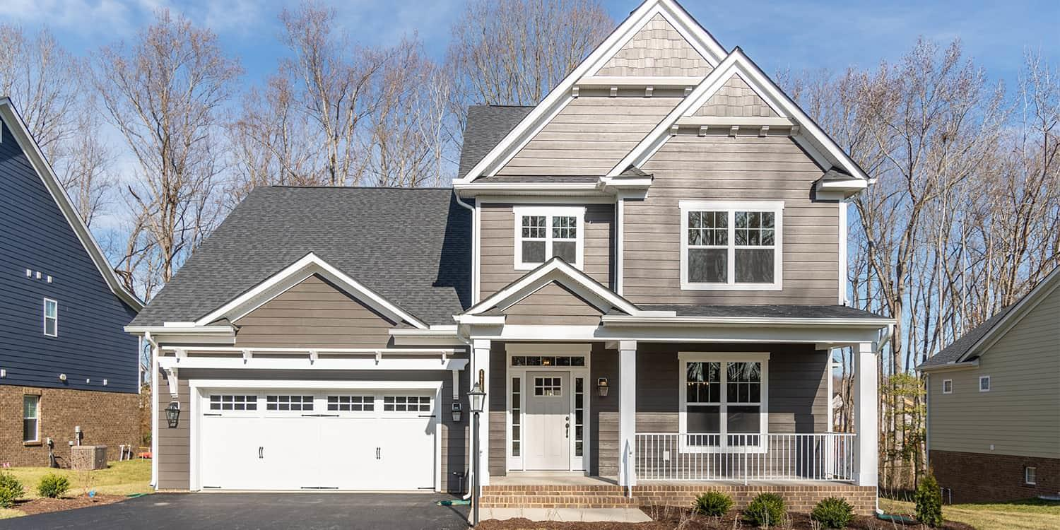 Eagle Construction Linden III Floorplan:Readers Branch Traditional Architectural Style