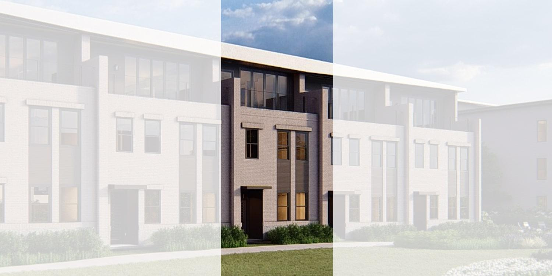 Eagle Construction Davenport Floorplan:Davenport Townhome