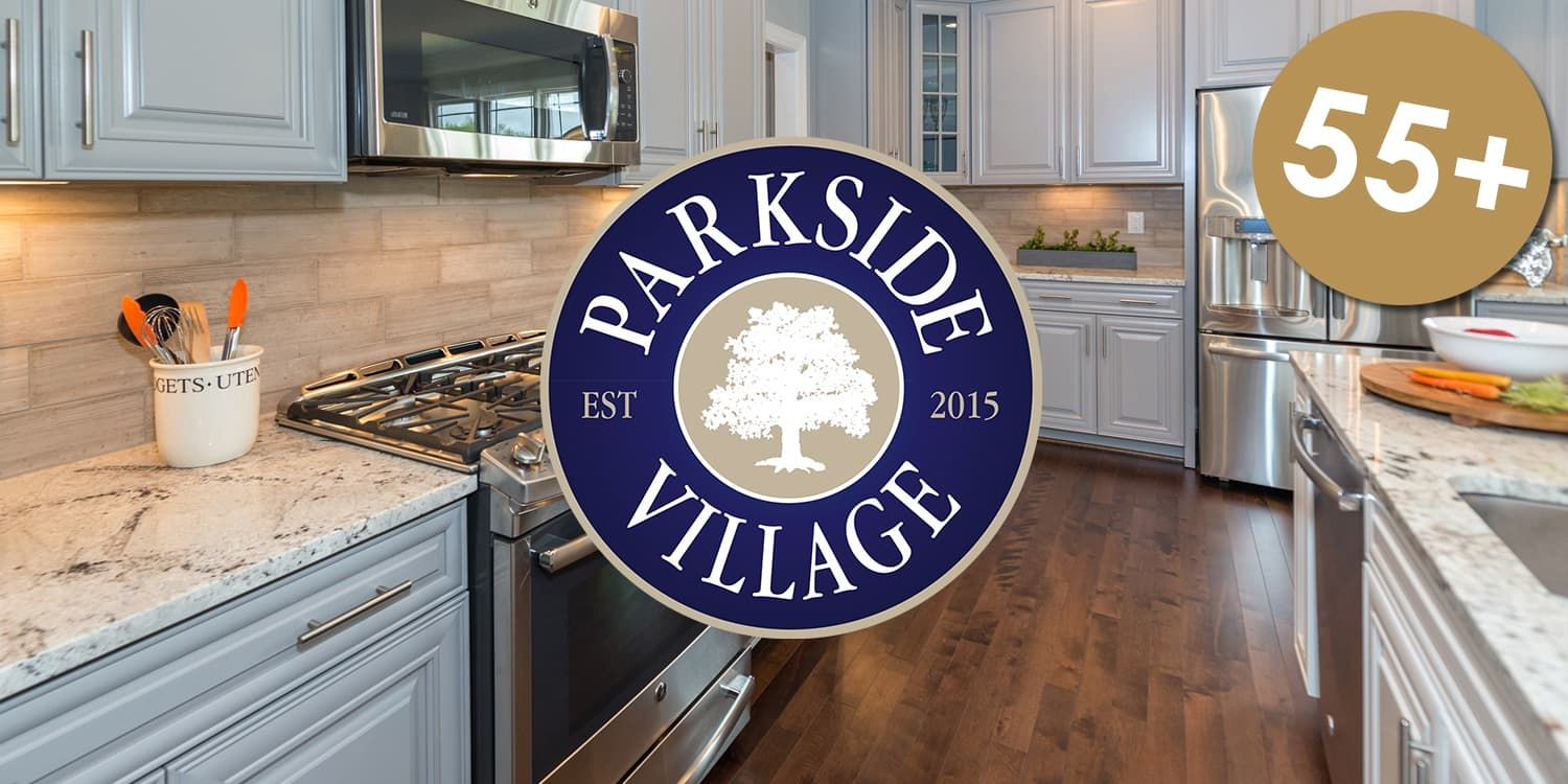 Eagle Construction Parkside Village:55+ Community in Goochland