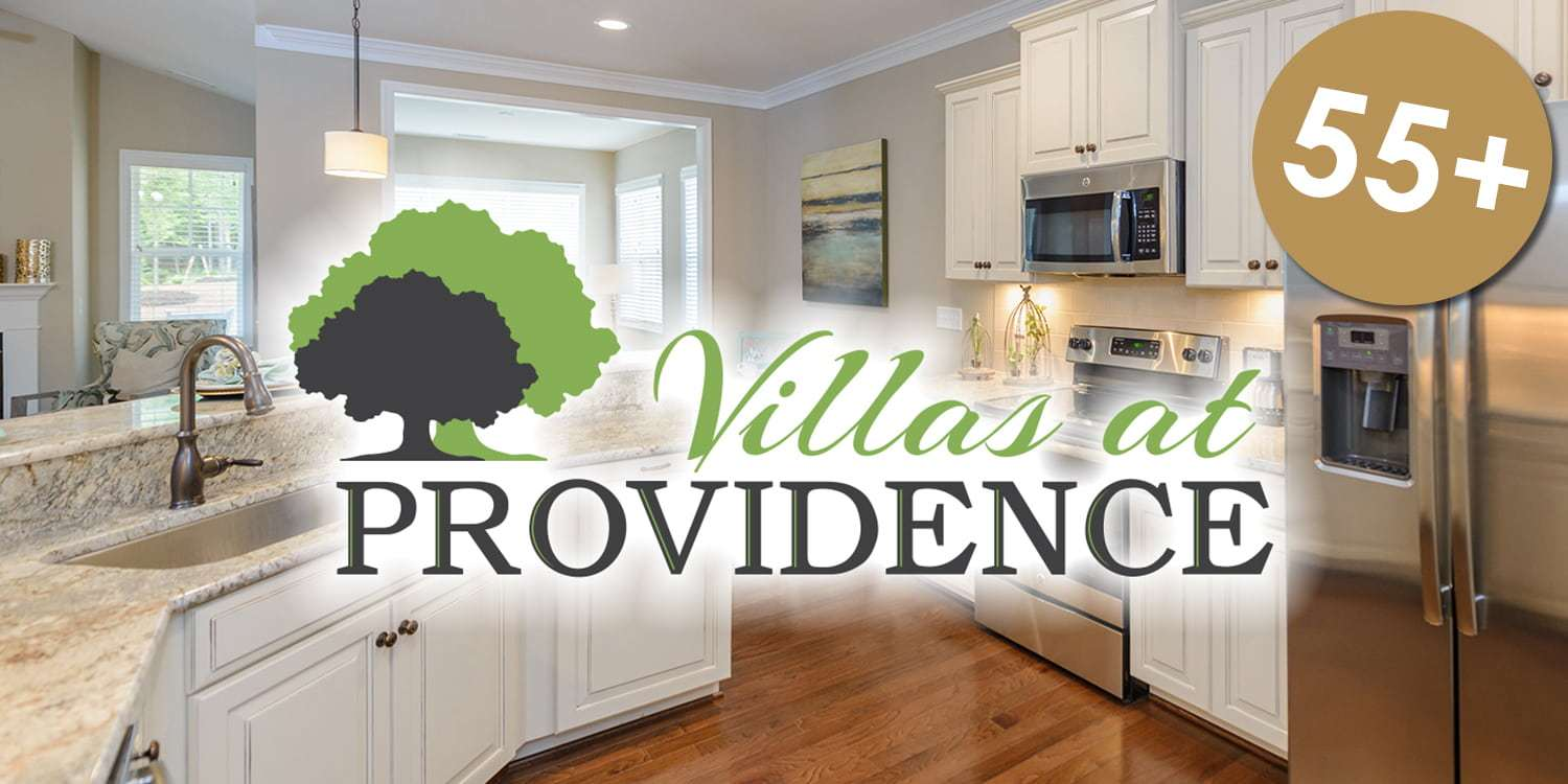 Eagle Construction Villas at Providence:55+ Community Chesterfield