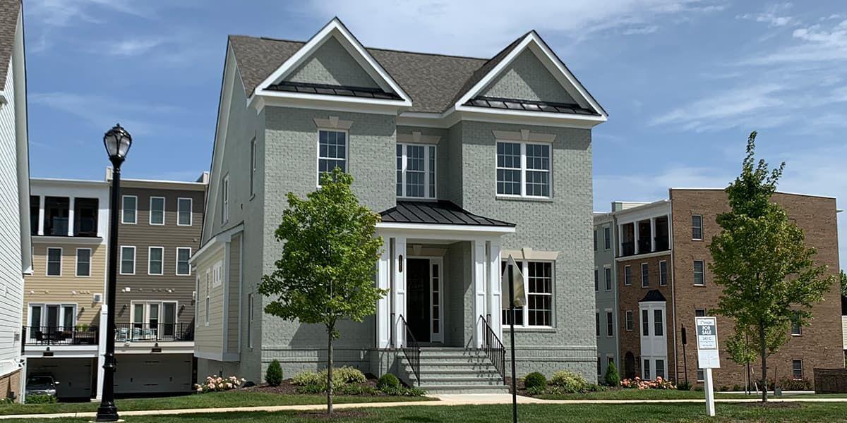GreenGate Villas Homesite 243C:Single Family Home Exterior