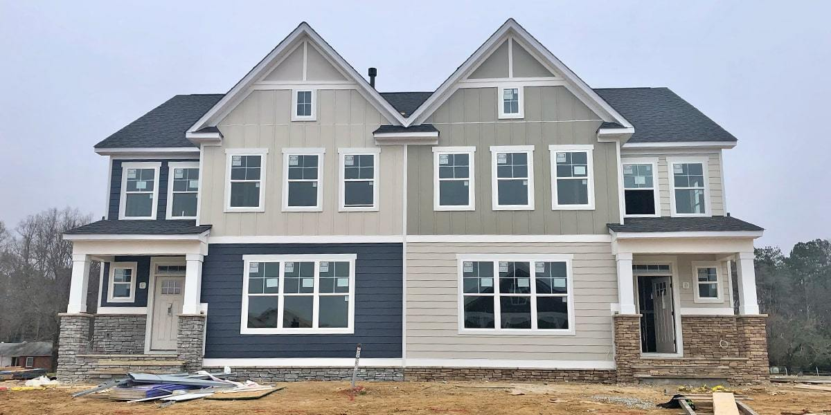 Eagle Construction Move-In Ready:Lauradell Manchester Duplex