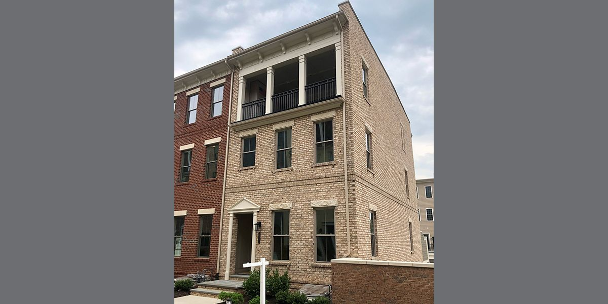 GreenGate 88 Move-In Ready:Rowland Townhome